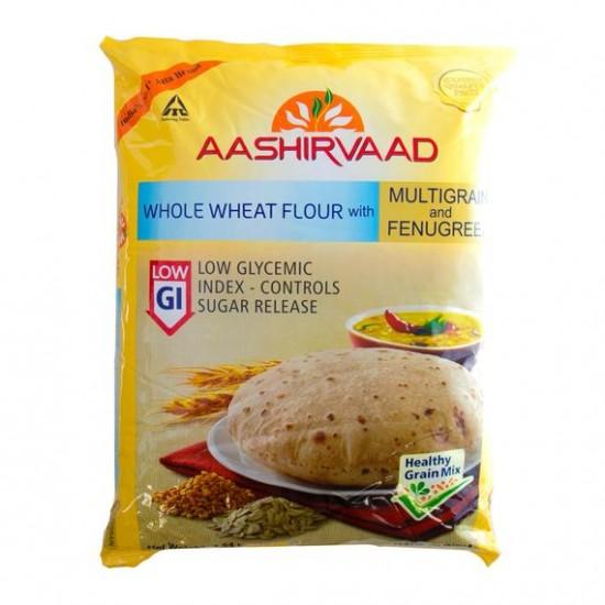 Aashirvaad Low GI Atta -10lb