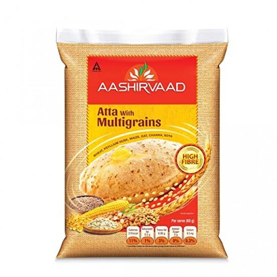 Aashirvaad Multigrain Atta -4lb