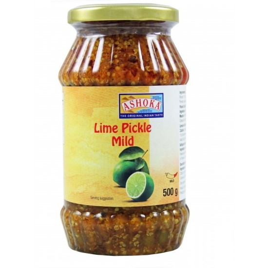 Ashoka Lime Pickle Mild