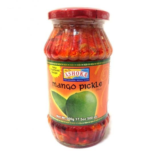 Ashoka Mango Pickle Hot