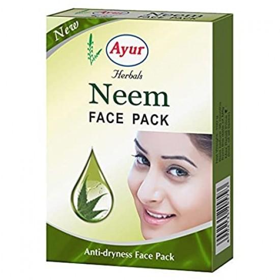 Ayur Herbal Neem Face Pack