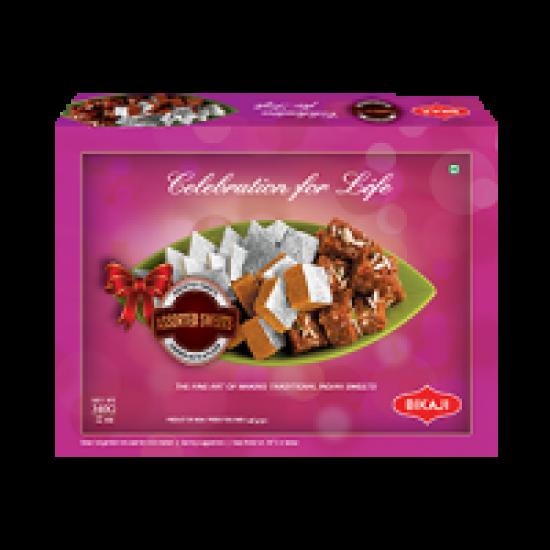 Bikaji Assorted Sweets 340gm