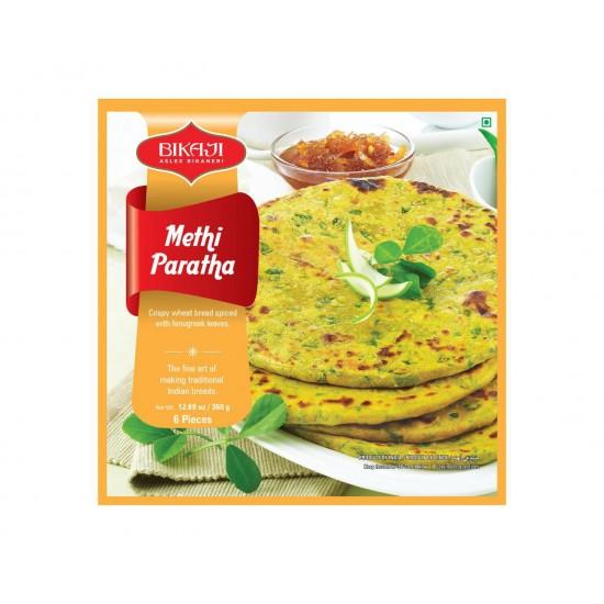 Bikaji Methi Paratha 360gm (6pcs)