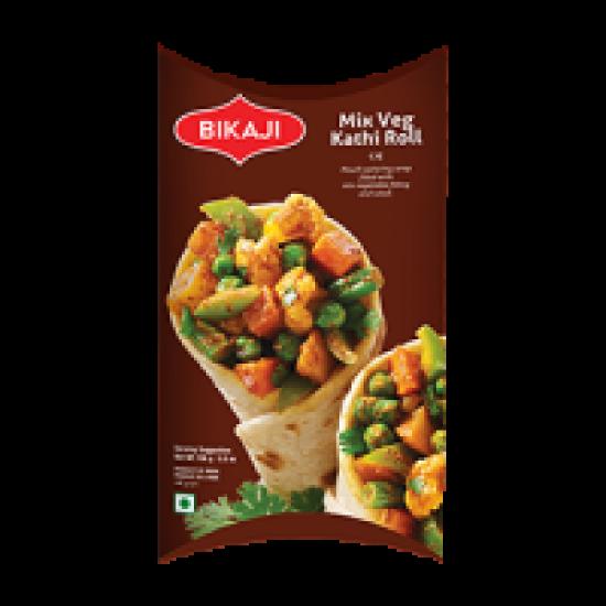 Bikaji Mix Veg Kathi Roll