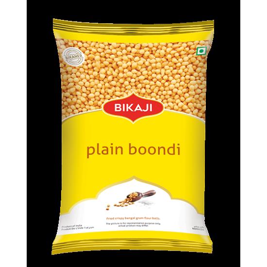 Bikaji Plain Boondi 400g