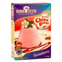 Blue Bird China Grass Strawberry