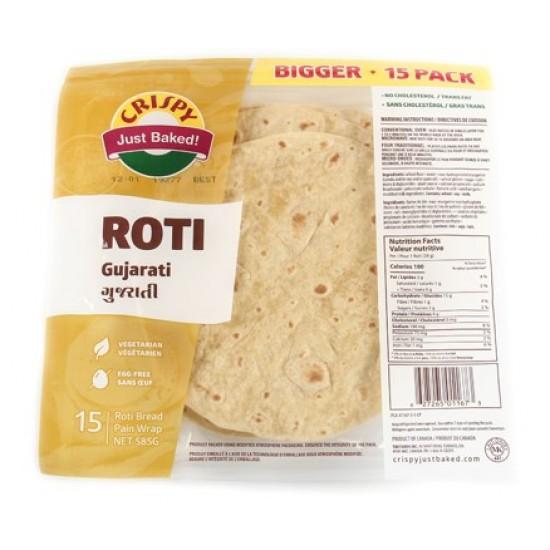 Crispy Roti Gujarati