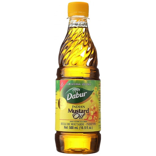 Dabur Mustard Oil -500ml