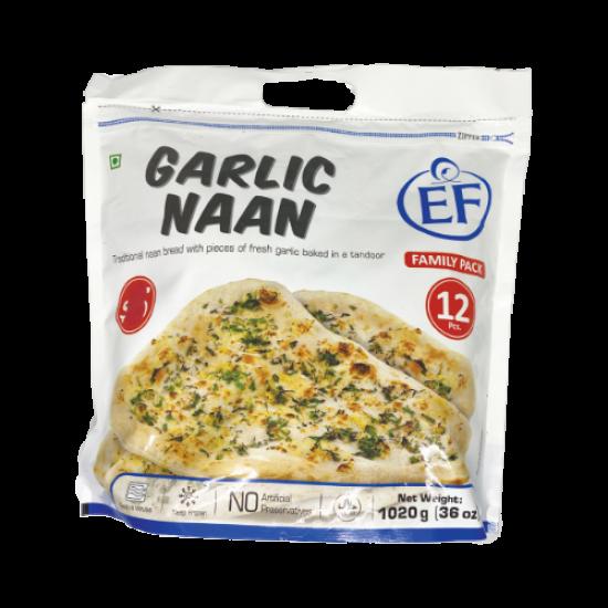 EF Garlic Naan (15pcs)