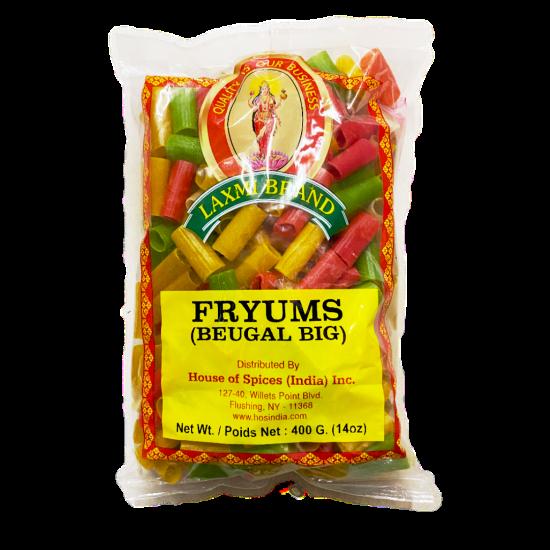 Laxmi Fryums (Beugal Big) -400g