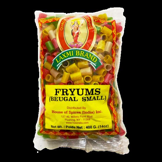 Laxmi Fryums (Beugal Small) -400g