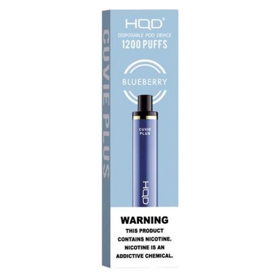 HQD Blueberry 1200 puffs