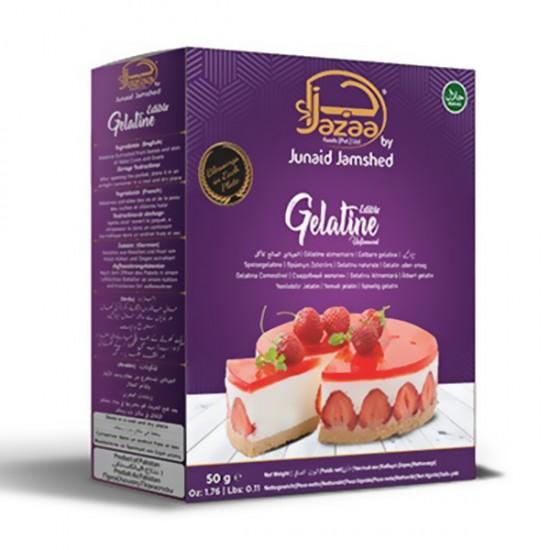 Jazaa Halal Gelatine 50g