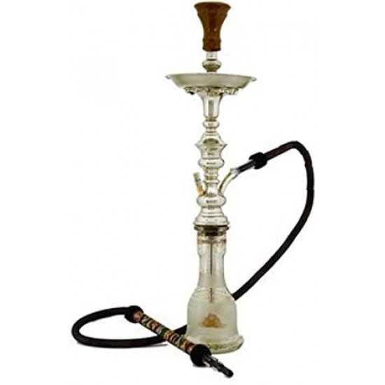 "Khalil Mamoon Khalil Plus: 29"" Single Hose Hookah"