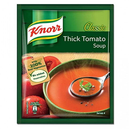 Knorr Thick Tomato Soup