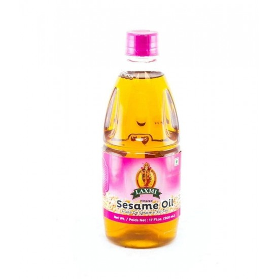Laxmi Sesame Oil  -17oz
