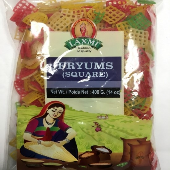 Laxmi Fryums Square -400g
