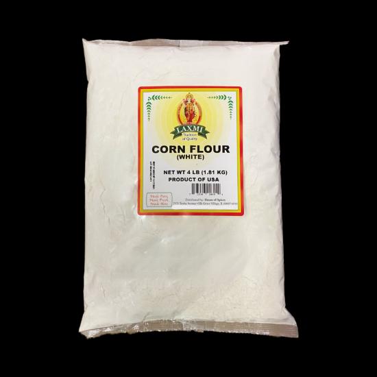 Corn Flour White 4lb
