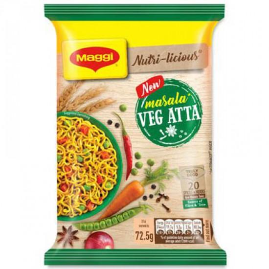 Maggi Masala Veg Atta Noodles 73g