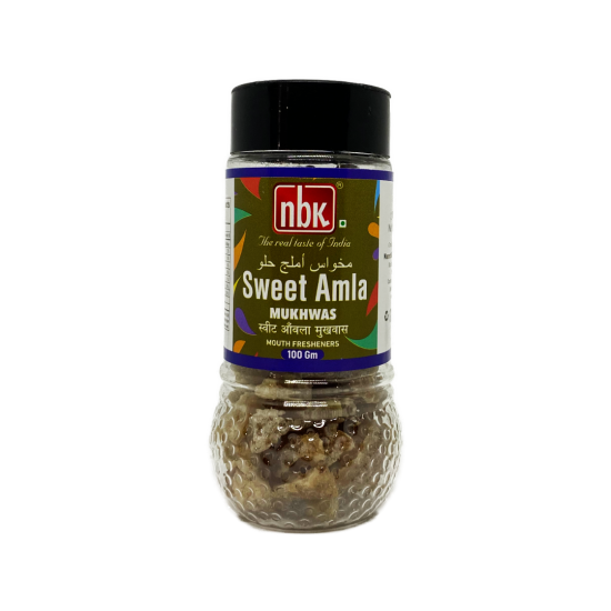 NBK Sweet Amla Mukhwas 100g