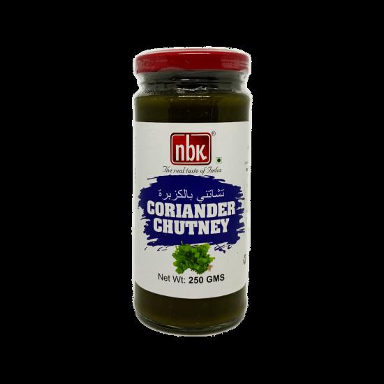 NBK Coriander Chutney 300gms