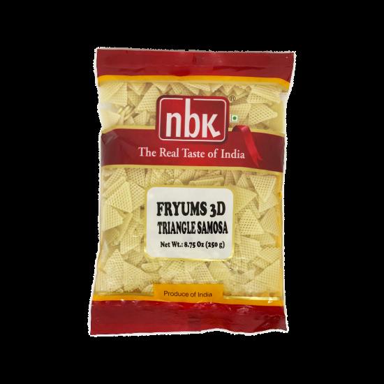 NBK Fryums 3D Triangle 250g