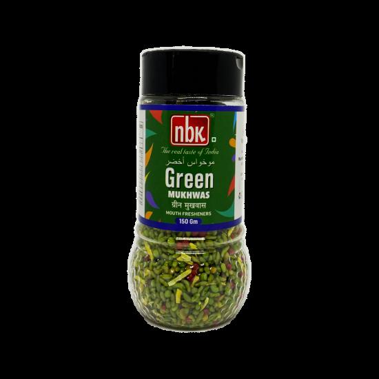 NBK Green  Mukhwas 150g