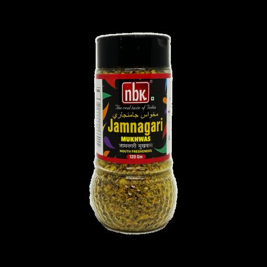 NBK Jamnagari Mukhwas 120g