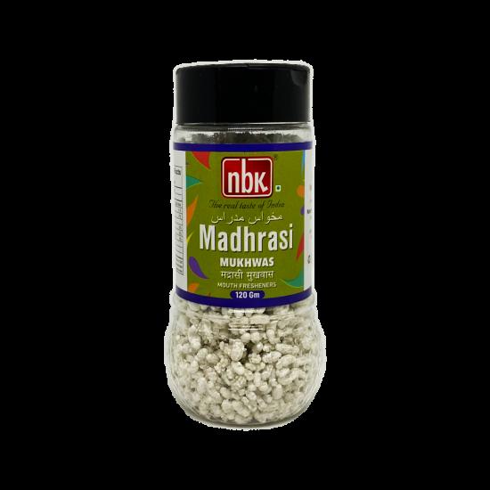NBK Madhrasi Mukhwas 120g