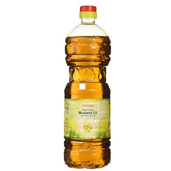Patanjali Mustard Oil -34oz