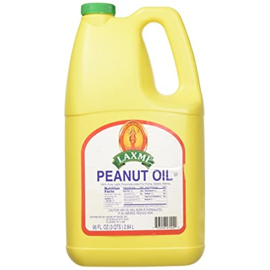 Laxmi Peanut Oil -94oz