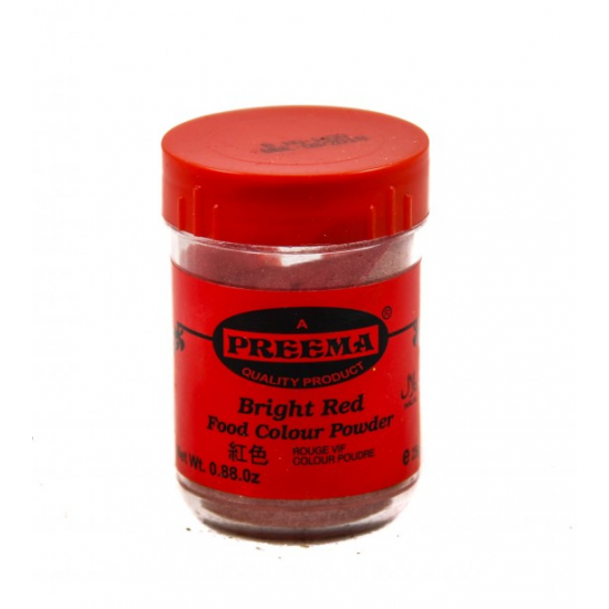 Red Food colour powder