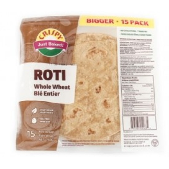 Crispy Roti Whole Wheat