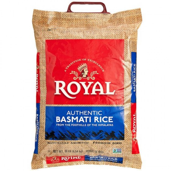 Royal Basmati Rice -10lb