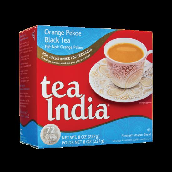 Tea India 72