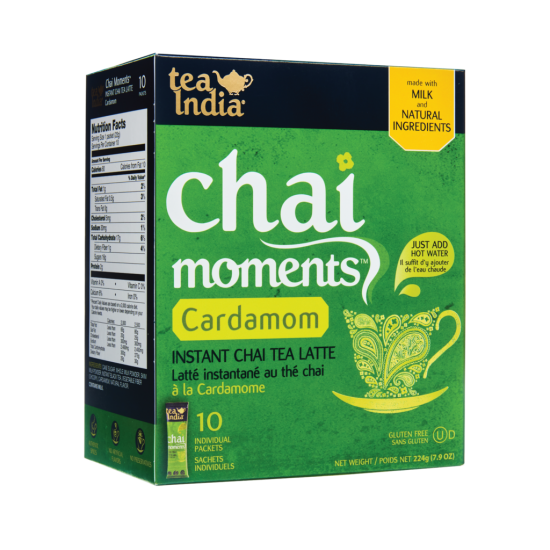 Tea India Chai Moments Cardamom