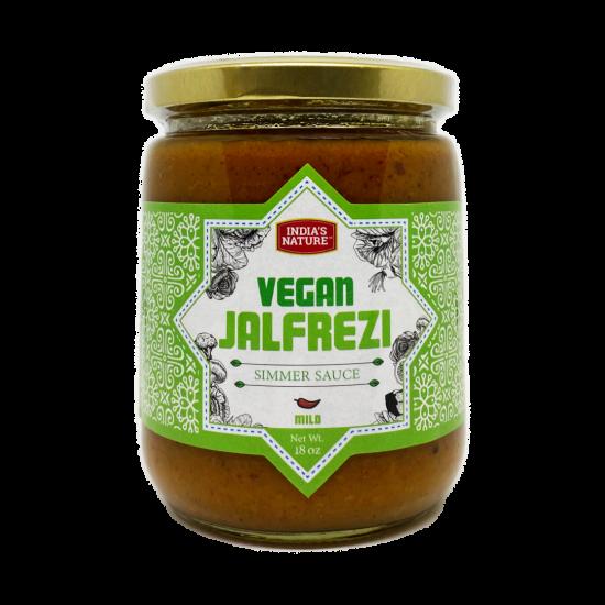 India's Nature Vegan Jalfezi 18oz