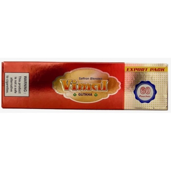 Vimal Gutkha - Box