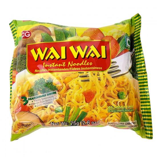 Wai Wai Veg Noodles 65g