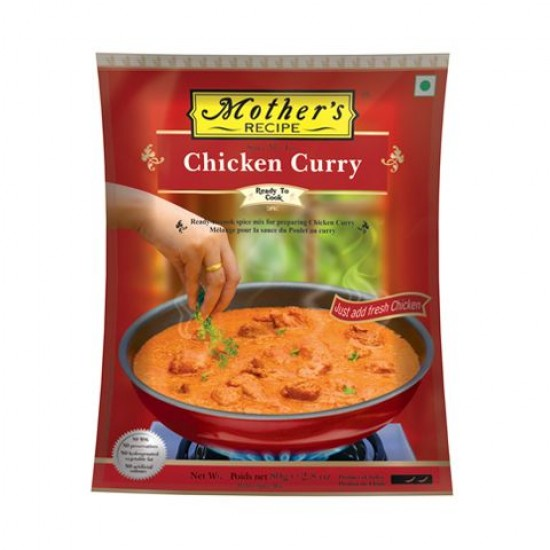 Mother's Chicken Curry Mix 100g