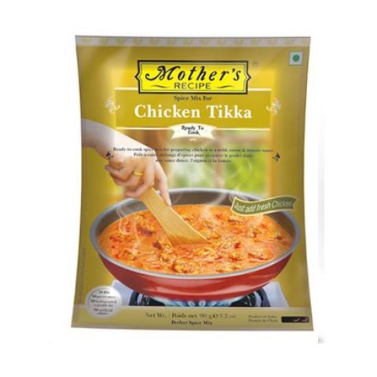Mother's Chicken Tikka Mix 100g