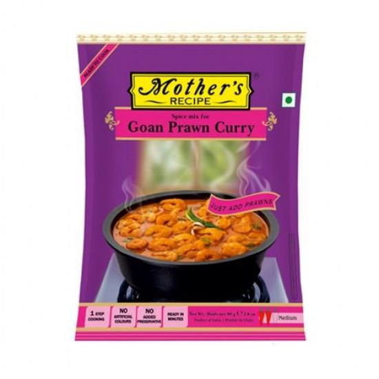 Mother's Goan Prawn Curry Mix 80g