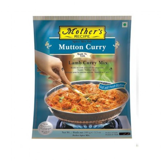 Mother's Mutton Curry Mix 100g