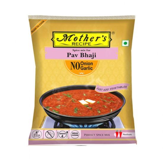 Mother's Pav Bhaji NONG Mix 100g