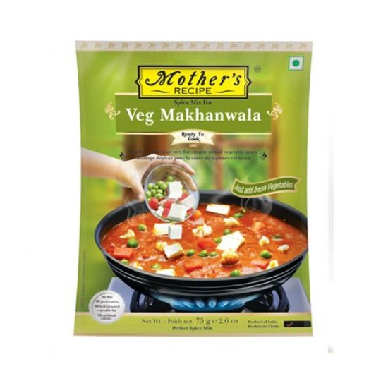 Mother's Veg Makhanwala Mix 100g