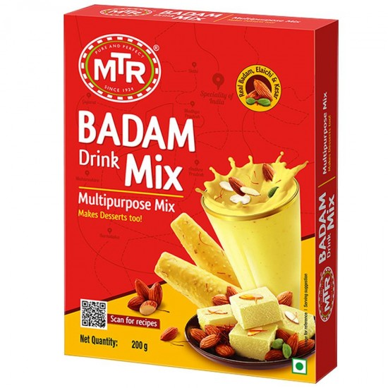 MTR Badam Drink Mix -200g