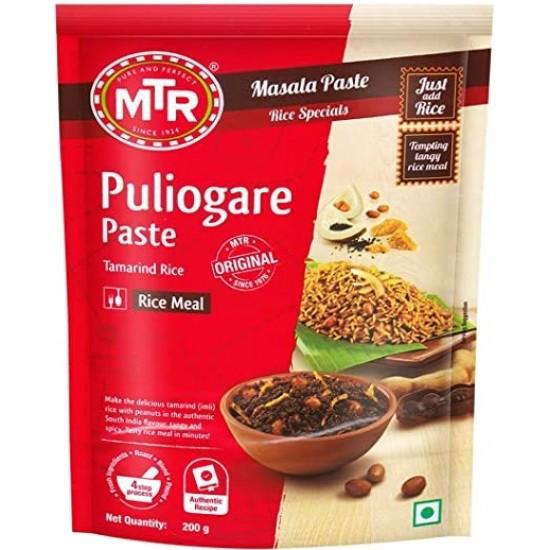MTR Puliogare Paste -200g