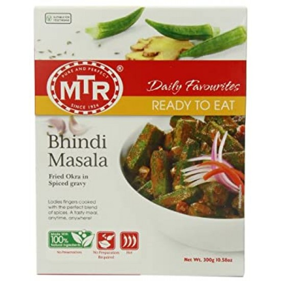 MTR RTE Bhindi Masala
