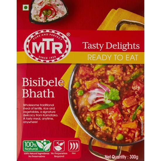 MTR RTE Bisibele Bhath