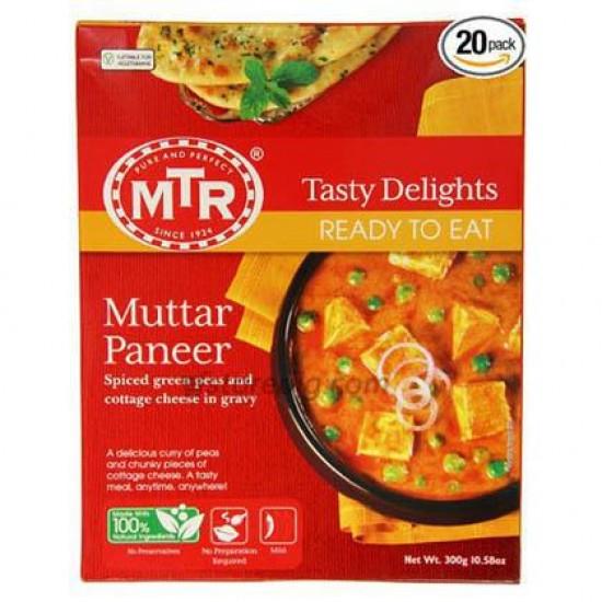 MTR RTE Muttar Paneer